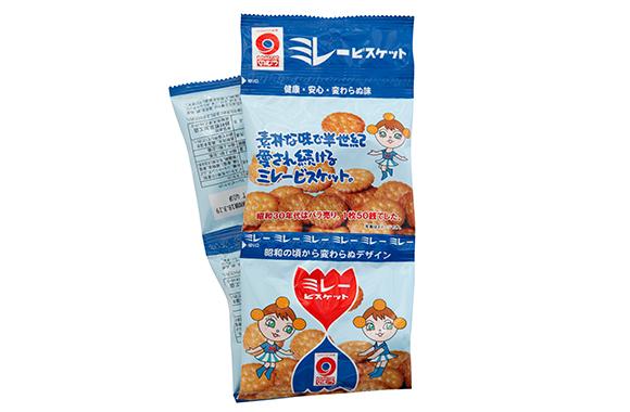 4連ミレービスケット (塩)