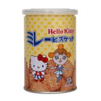 ハローキティミレーミニ缶